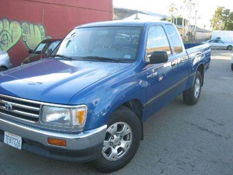 1997 Toyota T100 for sale at CITY MOTOR SALES in San Francisco CA