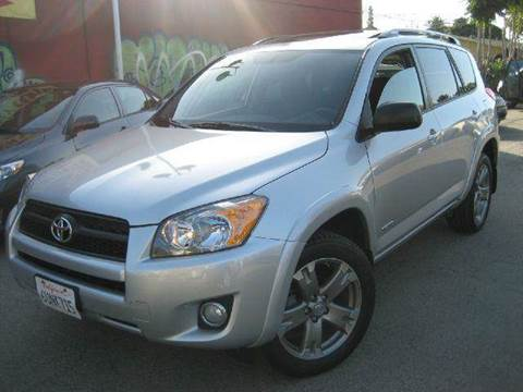 2010 Toyota RAV4 for sale at CITY MOTOR SALES in San Francisco CA