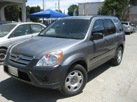 2005 Honda CR-V for sale at CITY MOTOR SALES in San Francisco CA