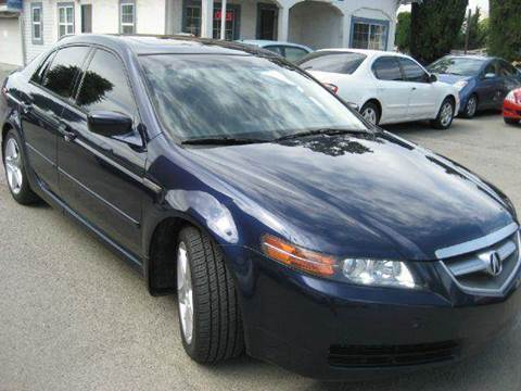2006 Acura TL for sale at CITY MOTOR SALES in San Francisco CA