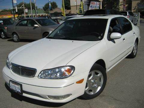 2001 Infiniti I30 for sale at CITY MOTOR SALES in San Francisco CA