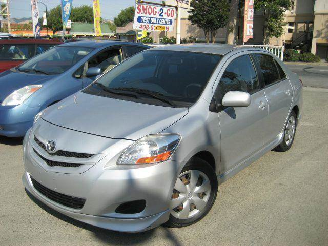 2007 toyota yaris sedan in san jose ca city motor sales. Black Bedroom Furniture Sets. Home Design Ideas
