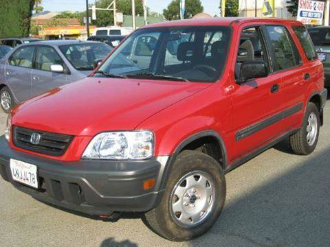 2000 Honda CR-V for sale at CITY MOTOR SALES in San Francisco CA