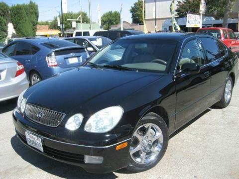 2003 Lexus GS 300 for sale at CITY MOTOR SALES in San Francisco CA