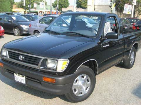 1996 Toyota Tacoma for sale at CITY MOTOR SALES in San Francisco CA
