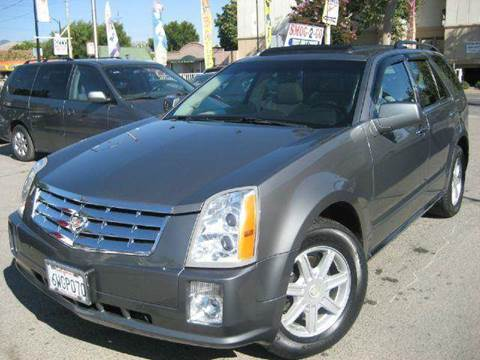 2004 Cadillac SRX for sale at CITY MOTOR SALES in San Francisco CA