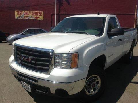 2007 GMC Sierra 2500HD for sale at CITY MOTOR SALES in San Francisco CA
