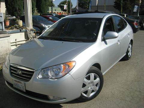 2008 Hyundai Elantra for sale at CITY MOTOR SALES in San Francisco CA
