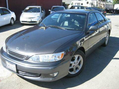 2000 Lexus ES 300 for sale at CITY MOTOR SALES in San Francisco CA