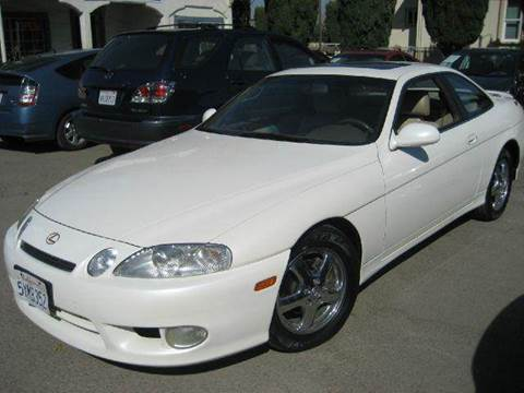 1998 Lexus SC 300 for sale at CITY MOTOR SALES in San Francisco CA