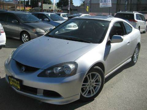 2006 Acura RSX for sale at CITY MOTOR SALES in San Francisco CA