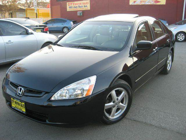 2005 Honda Accord for sale at CITY MOTOR SALES in San Francisco CA