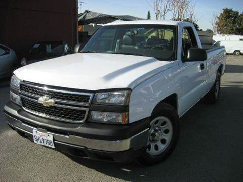 2006 Chevrolet Silverado 1500 for sale at CITY MOTOR SALES in San Francisco CA