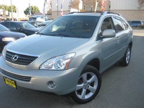 2006 Lexus RX 400h for sale at CITY MOTOR SALES in San Francisco CA