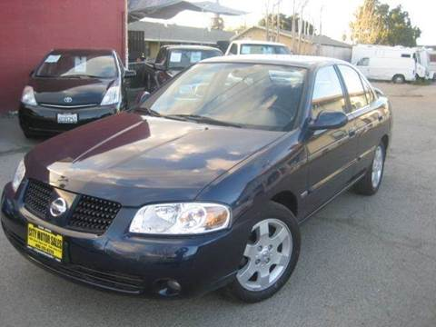 2005 Nissan Sentra for sale at CITY MOTOR SALES in San Francisco CA