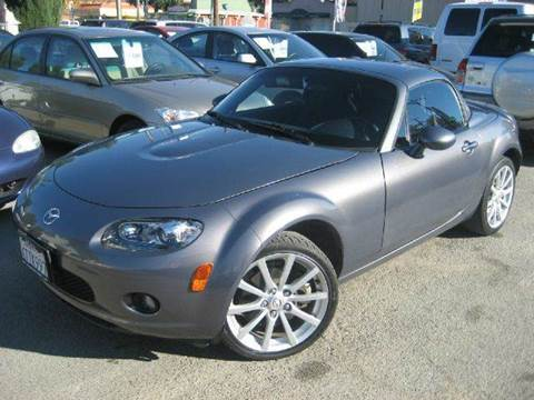 2007 Mazda MX-5 Miata for sale at CITY MOTOR SALES in San Francisco CA