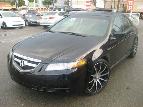 2005 Acura TL for sale at CITY MOTOR SALES in San Francisco CA