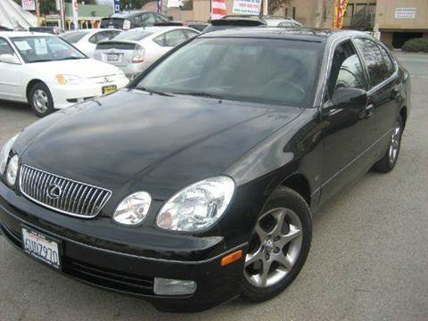 2002 Lexus GS 300 for sale at CITY MOTOR SALES in San Francisco CA