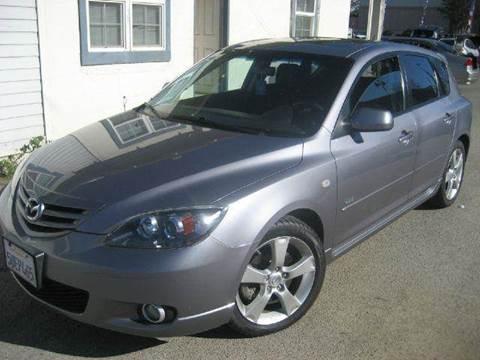 2004 Mazda MAZDA3 for sale at CITY MOTOR SALES in San Francisco CA