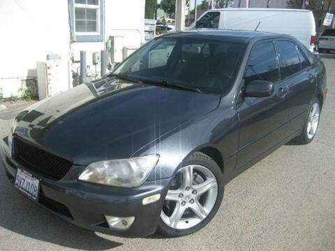 2002 Lexus IS 300 for sale at CITY MOTOR SALES in San Francisco CA