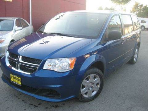2011 Dodge Grand Caravan for sale at CITY MOTOR SALES in San Francisco CA