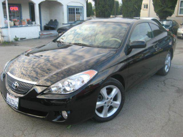 2004 Toyota Camry Solara for sale at CITY MOTOR SALES in San Francisco CA