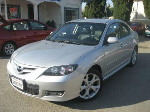 2007 Mazda MAZDA3 for sale at CITY MOTOR SALES in San Francisco CA