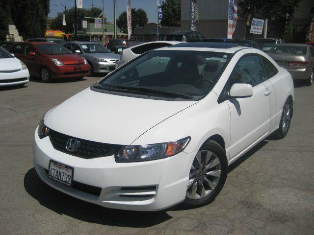 2009 Honda Civic for sale at CITY MOTOR SALES in San Francisco CA