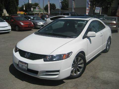 2009 Honda Civic for sale at CITY MOTOR SALES in San Francisco CA