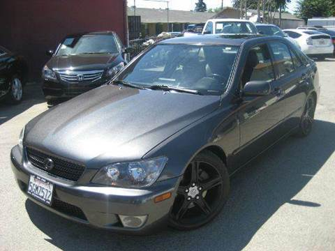 2004 Lexus IS 300 for sale at CITY MOTOR SALES in San Francisco CA