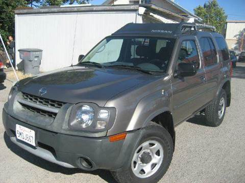 2004 Nissan Xterra for sale at CITY MOTOR SALES in San Francisco CA