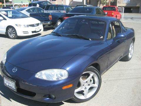 2001 Mazda MX-5 Miata for sale at CITY MOTOR SALES in San Francisco CA