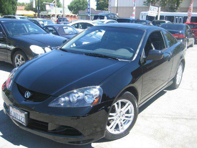 2005 Acura RSX for sale at CITY MOTOR SALES in San Francisco CA