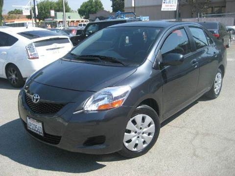 2011 Toyota Yaris for sale at CITY MOTOR SALES in San Francisco CA