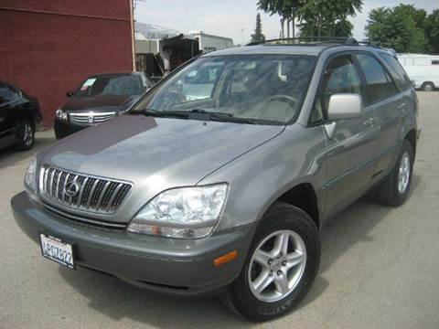 2001 Lexus RX 300 for sale at CITY MOTOR SALES in San Francisco CA