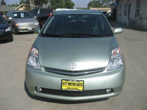 2007 Toyota Prius for sale at CITY MOTOR SALES in San Francisco CA