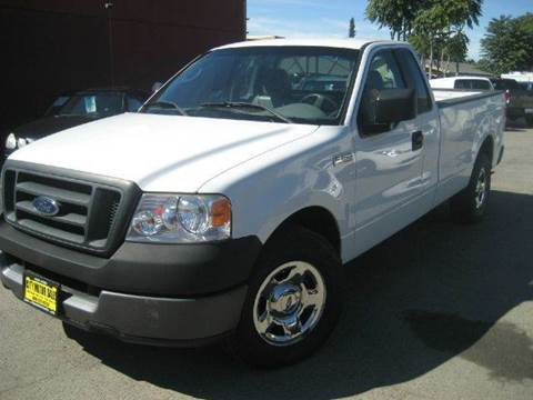 2005 Ford F-150 for sale at CITY MOTOR SALES in San Francisco CA
