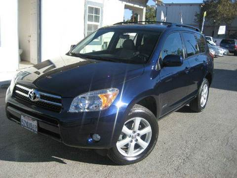 2007 Toyota RAV4 for sale at CITY MOTOR SALES in San Francisco CA