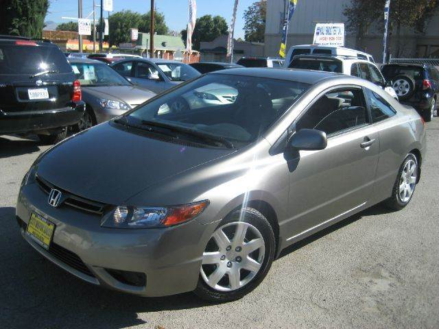 2006 Honda Civic for sale at CITY MOTOR SALES in San Francisco CA