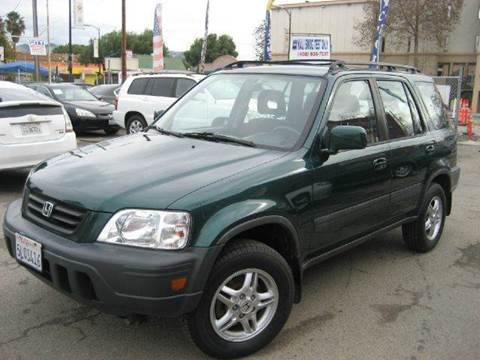 2001 Honda CR-V for sale at CITY MOTOR SALES in San Francisco CA