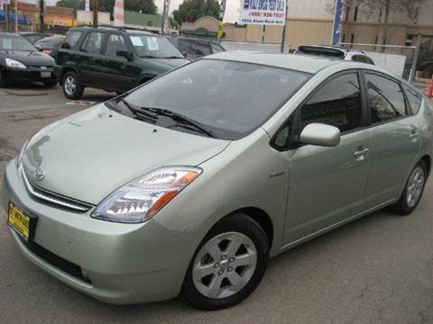 2006 Toyota Prius for sale at CITY MOTOR SALES in San Francisco CA