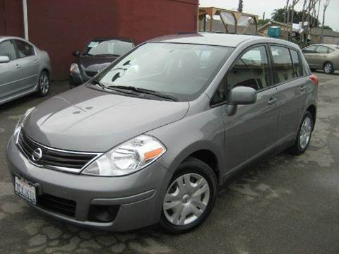 2012 Nissan Versa for sale at CITY MOTOR SALES in San Francisco CA