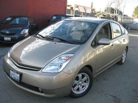 2005 Toyota Prius for sale at CITY MOTOR SALES in San Francisco CA