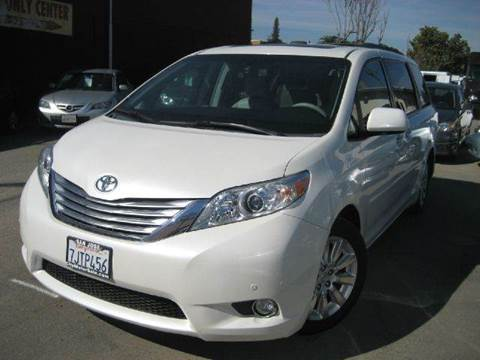 2011 Toyota Sienna for sale at CITY MOTOR SALES in San Francisco CA
