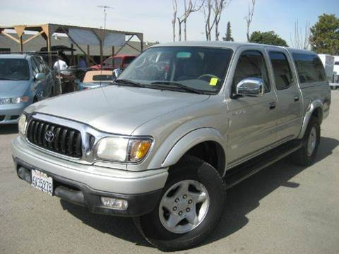 2002 Toyota Tacoma for sale at CITY MOTOR SALES in San Francisco CA