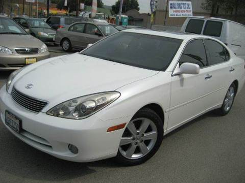 2005 Lexus ES 330 for sale at CITY MOTOR SALES in San Francisco CA