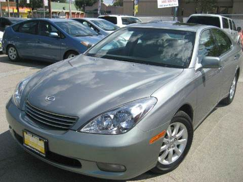 2002 Lexus ES 300 for sale at CITY MOTOR SALES in San Francisco CA