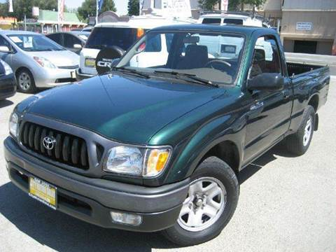 2003 Toyota Tacoma for sale at CITY MOTOR SALES in San Francisco CA