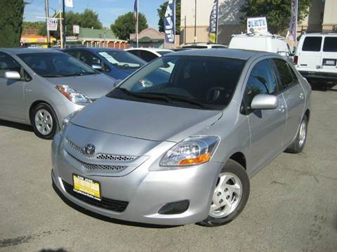 2008 Toyota Yaris for sale at CITY MOTOR SALES in San Francisco CA