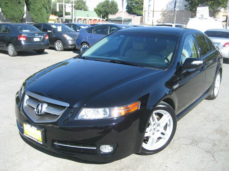 2008 Acura TL for sale at CITY MOTOR SALES in San Francisco CA